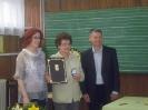 Nyugdíjas klub, díjátadó - 2014